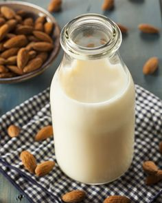Yes, you can (and should) make almond milk