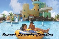 Pirates Paradise Waterpark at Sunset Beach Resort Montego Bay Jamaica! The Sun Travel Services Beaches Resort Jamaica, All Inclusive Beach Resorts, Jamaica Vacation, Park Resorts, Family Resorts, Cruise Vacation, Resort Spa, Family Cruise, Family Vacations