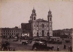 Warszawa, kościół Wszystkich Świętych