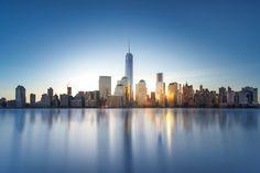 Las mejores fotos de ciudades al anochecer - http://www.miviaje.info/las-mejores-fotos-de-ciudades-al-anochecer/