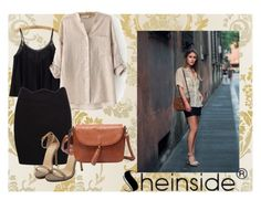 """""""Sheinside 10"""" by gold-fashion ❤ liked on Polyvore featuring vintage"""