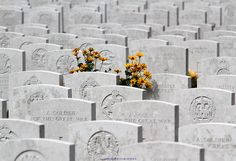 SOMME & YPRES battlefields of the   Great War 1914-1918