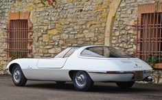 1963 Chevrolet Corvair concept