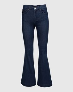 """Flared Jeans: EDITED the Label """"Philo"""". Click on the picture to get the product ♥"""