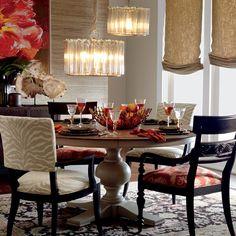 Global Elegance Dining Room