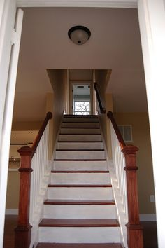 Entrance After   Flickr   Photo Sharing! Open StaircaseStaircase  IdeasStairsFarmhouse RemodelStaircase ...