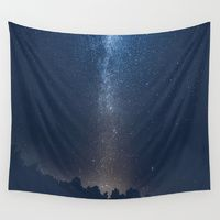 Wall Tapestries featuring Please take me home by HappyMelvin