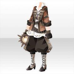 アストラルアルケミー|@games -アットゲームズ- Anime Outfits, Boy Outfits, Cute Outfits, Anime Boy Hair, Cute Games, Cocoppa Play, Drawing Clothes, Steampunk Clothing, Girl Dancing