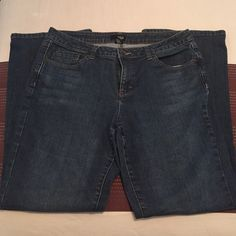 """ANA Jeans Size 12 Inseam 30"""" gently used a.n.a Jeans"""