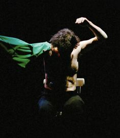 """Journal d'inquiétude""  by Traits de Ciel - Thierry Bae e Marion Bae. #Dance. VIE Scena Contemporanea #Festival 2006"