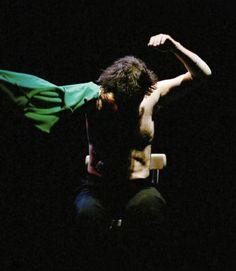 """""""Journal d'inquiétude""""  by Traits de Ciel - Thierry Bae e Marion Bae. #Dance. VIE Scena Contemporanea #Festival 2006"""