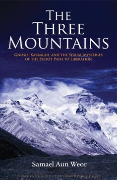 There are alwaus two sides to the story.The Three Mountains : Gnosis, Kabbalah, and the Sexual Mysteries of the Secret Path to Liberation (Timeless Gnostic Wisdom) Best History Books, Books To Read, My Books, Free Pdf Books, Book Collection, Alchemy, Occult, Dawn, Mystery