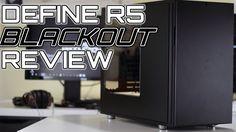 Fractal Design Define R5 Blackout Edition Review
