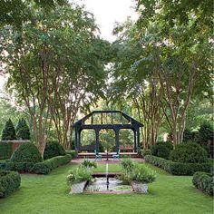 Southern Living Landscaping Ideas | Landscape Designs: Good Bones Make Great Gardens - Southern Living