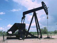 Texas Panhandle Oil Fields