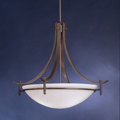 Found it at Wayfair - Olympia 3 Light Inverted Pendant