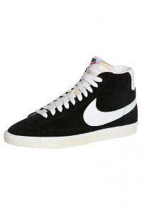 Nike Sportswear - BLAZER HIGH VNTG ND - Sneakers hoog - black