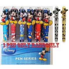 Disney Mickey Mouse Spiral Autograph Book Light Blue and 1 Beatiful Pen * You can find out more details at the link of the image.