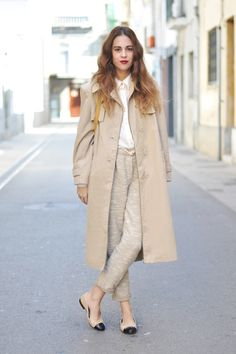 Get Inspired / A classic look