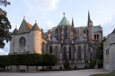 Cathedrale de Chartres, Chartres, France.