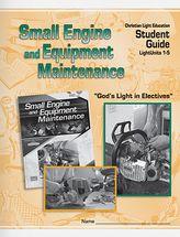 Small engine and equipment maintenance lu