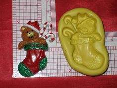 Sally Halloween Silicone Mold A550 Craft Topper Chocolate Resin Clay Soap
