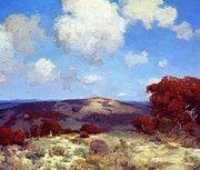 """New artwork for sale! - """" In The Hills Of The Spanish Oaks by Onderdonk Julian Robert """" - http://ift.tt/2muG7m5"""