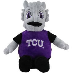 TCU Horned Frogs Reverse-A-Pal Football Plush Toy