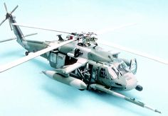 1/35 Academy MH-60G by Ted Taylor