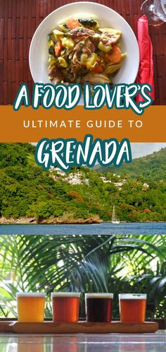 From organic chocolate to craft beer, here's what's fresh, authentic and delicious in Grenada