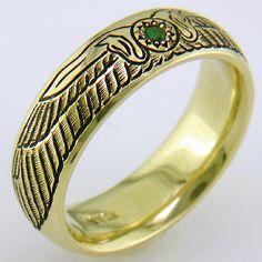 egyptian rings google search - Egyptian Wedding Rings
