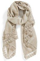 nordstrom vintage butterfly scarf