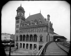 Main Street Station - 1905