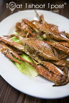 The Famous Kitchen: Unique Teochew/Cantonese Fusion Seafood! - ieatishootipost