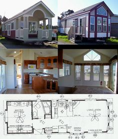 Park Models Homes are an excellent option for downsizing and tiny house living. Check out these options today.