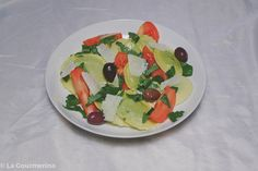 Tortellinisalat / salad with tortellini Different Salads, Caprese Salad, Food, Recipies, Essen, Meals, Yemek, Insalata Caprese, Eten