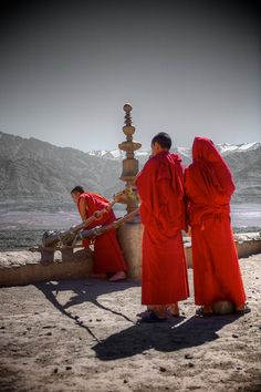 Shey monastary, northern India