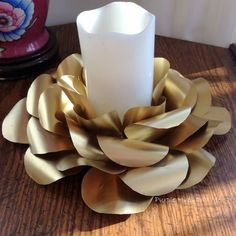 Soda Can Candle Holder | Cute Recycle Soda Cans To DIY and Sell | DIY Projects