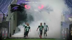 Kids Light Up With New Football Gear From Ravens by http://www.k-12sports.com #football #footballtraining #youthfootballteam