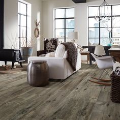 Shaw Citadel Floating Vinyl Plank 5 91 Dublin Pine The