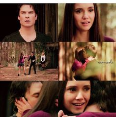 ": ""THE VAMPIRE DIARIES:My favourite show final.Goodbye Elena and Damon #tvdforever #tvdseason8…"""