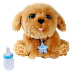 Little Live Pets Snuggles My Dream Puppy. Saving more with Target promo code: http://promocode4share.com/stores/target.com/