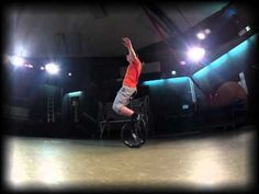 Unicycle Movies: Sweet French freestylin' from Team CDK - Unicycle.com NZ