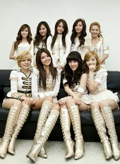 SNSD. Girls Generation Come visit kpopcity.net for the largest discount fashion…: