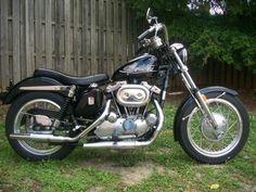 1972 Harley Davidson Sportster XLH Vintage Ironhead-A.M.C.A. 1st place award, US $6,000.00, image 4
