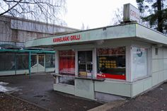 Kannelmäen ostoskeskus Grilli