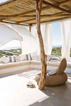 a south african beach house
