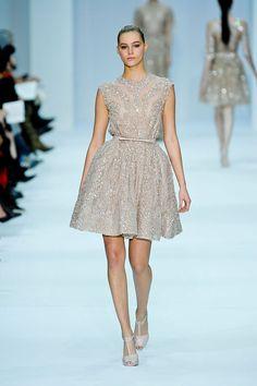 Elie Saab - Paris Fashion Week 2012