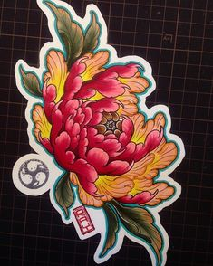 Japanese Flower Tattoo, Japanese Dragon Tattoos, Japanese Flowers, Lotus Tattoo Design, Floral Tattoo Design, Flower Tattoo Designs, Flower Tattoo Drawings, Flower Thigh Tattoos, Cute Tattoos
