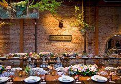 Industrial wedding venue - Marvimon House, LA